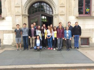 Klasse 9a Sekundarschule Annaburg