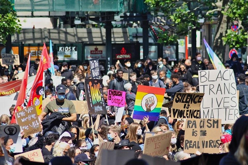 Blm Black Lives Matter Protest - Free photo on Pixabay